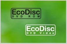 EcoDisc DVD ROM